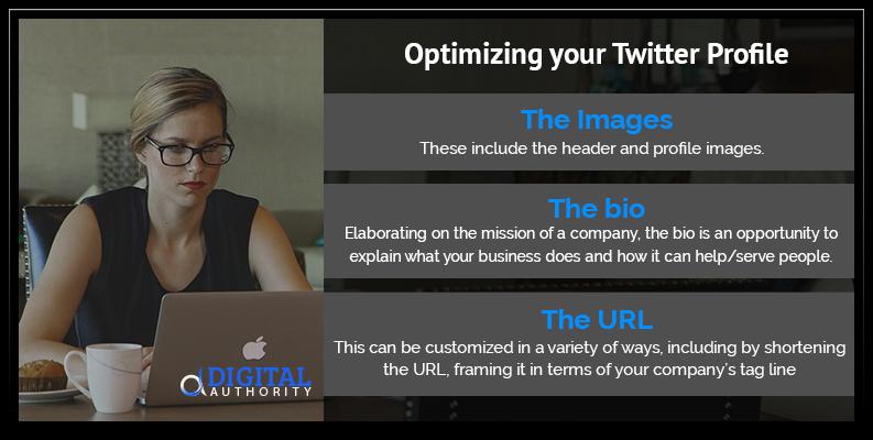 Optimizing your Twitter Profile