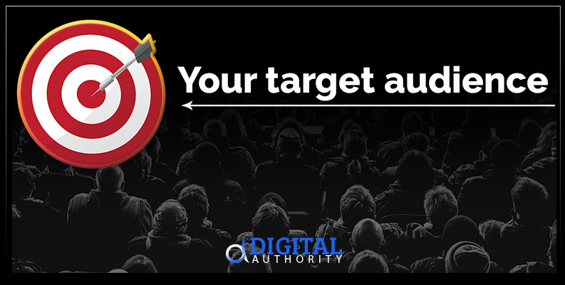 Your target audience should drive your Twitter strategies.