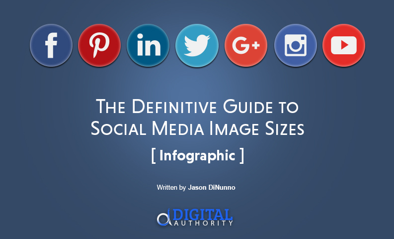 The Definitive Guide to Social Media Image Size