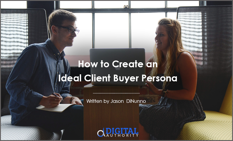 ideal client buyer persona featured image