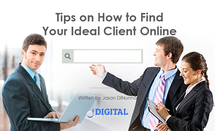 find ideal client online featured image