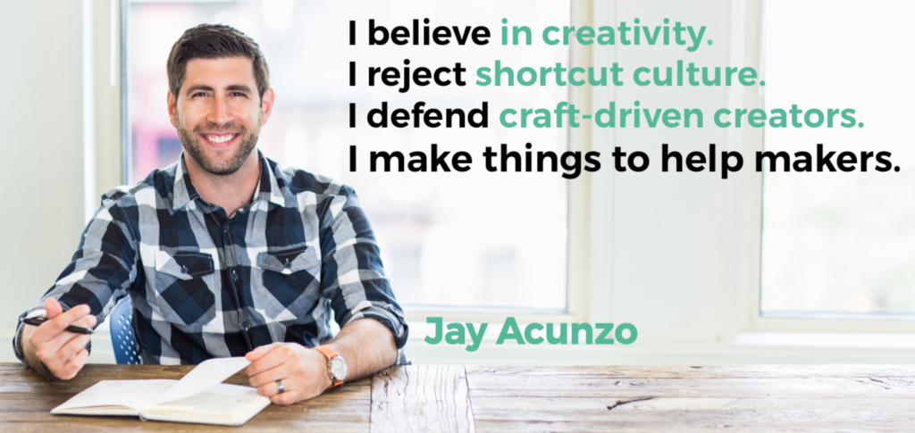 42 Content & Social Media Influencers - Jay Acunzo