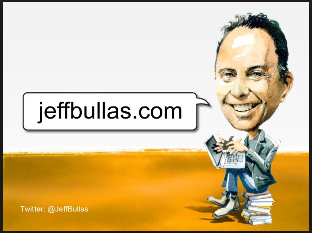 42 Content & Social Media Influencers - Jeff Bullas