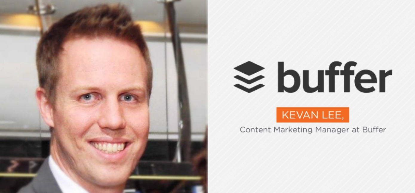 42 Content & Social Media Influencers - Kevan Lee