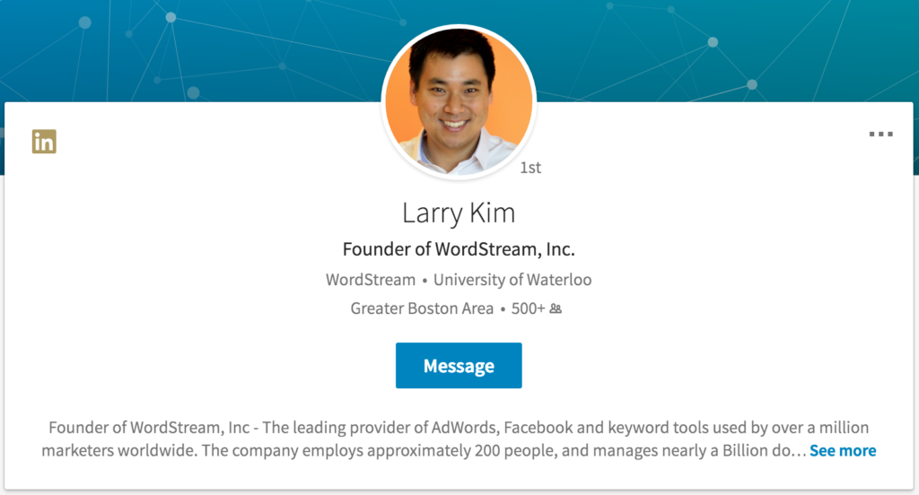 42 Content & Social Media Influencers - Larry Kim