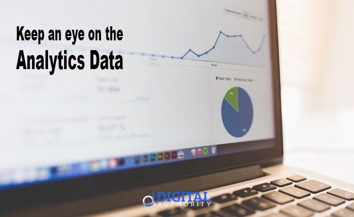 ontent Distribution & Syndication - Keep your eye on analytics data