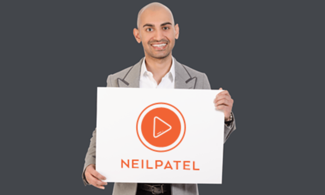 42 Content & Social Media Influencers - Neil Patel