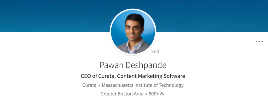 42 Content & Social Media Influencers - Pawan Deshpande