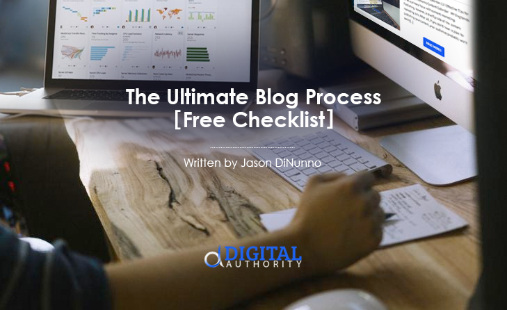 ultimate-blog-checklist-featured-image