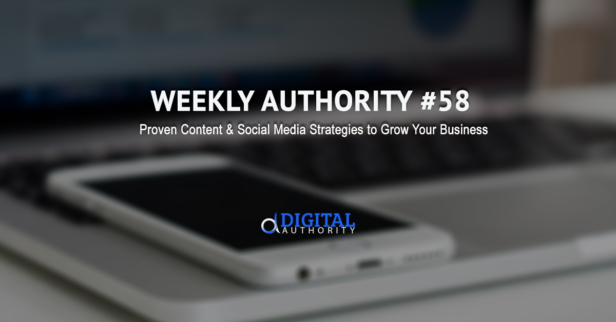 #58Weekly-Authority